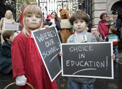 educate-together-protest
