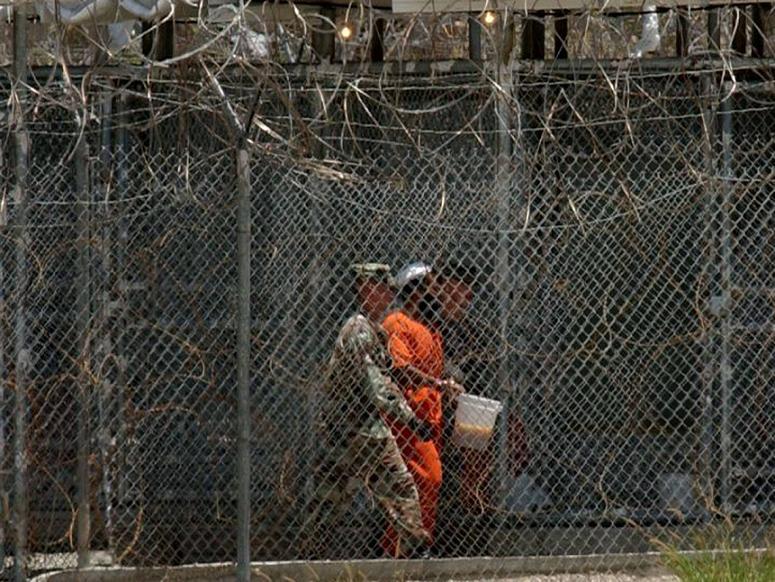 Guantanamo hunger strike