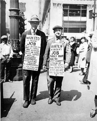depression-unemployment