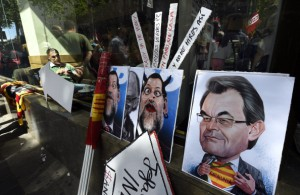 SPAIN-MAYDAY-PROTEST-LABOUR