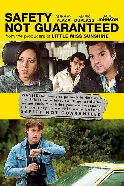 safety_not_guaranteed_2012_poster