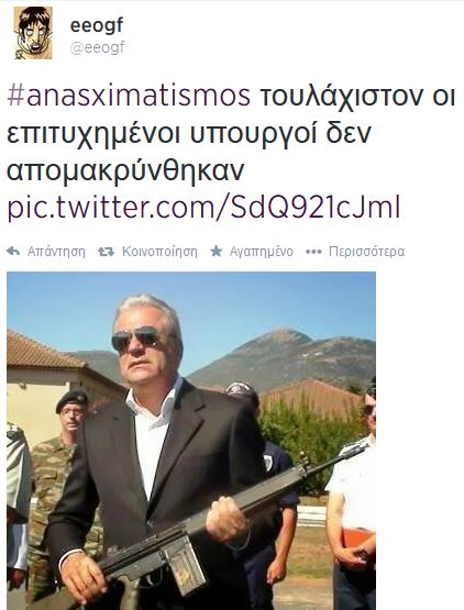 anasximatismosAvramo