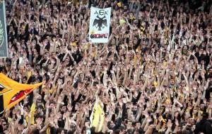 ÁÔÑÏÌÇÔÏÓ - ÁÅÊ (ÔÅËÉÊÏÓ ÊÕÐÅËËÏÕ 2010-2011) ATROMITOS - AEK (CUP FINAL 2010-2011)