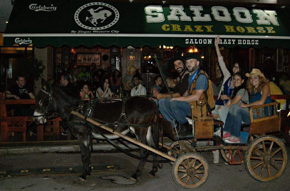 saloon
