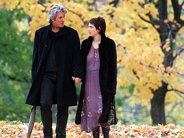 autumn new york