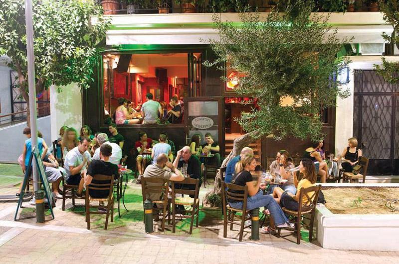 Mousiko kafenio2