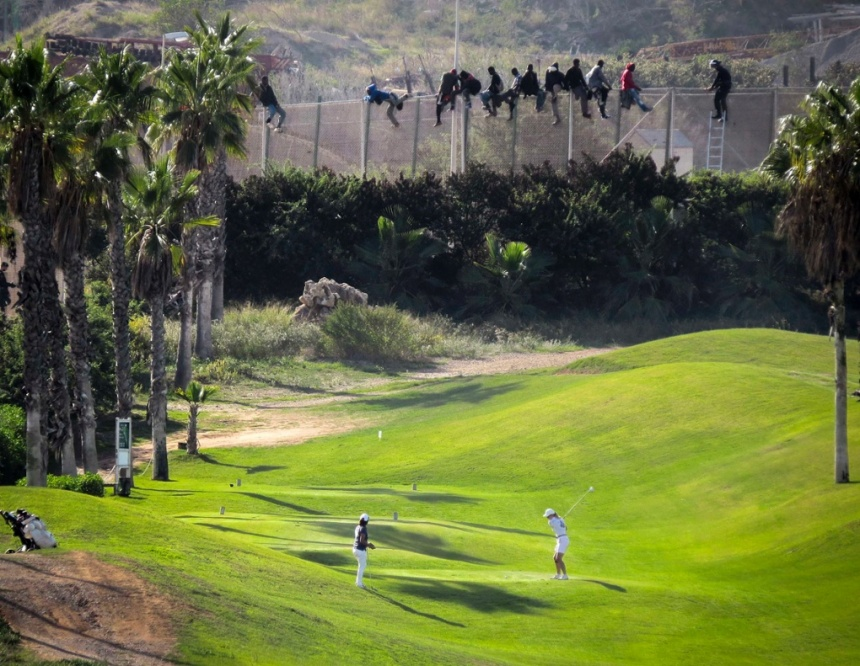 fence-golf