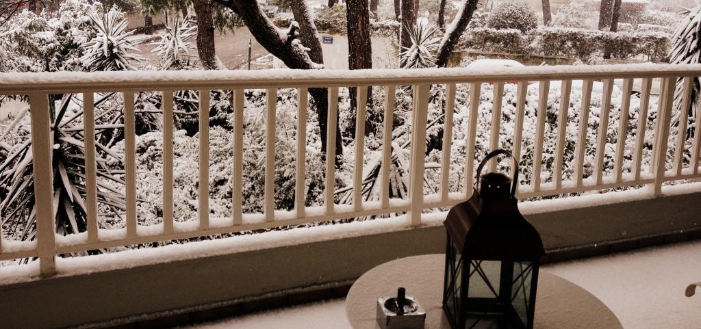 snow 9
