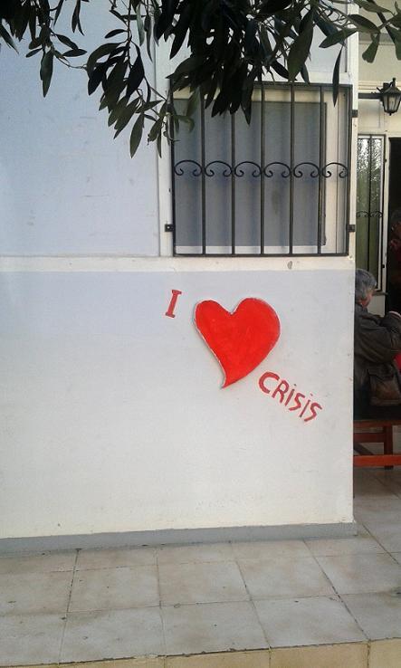 I love crisis