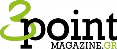 3pointmagazine.gr logo