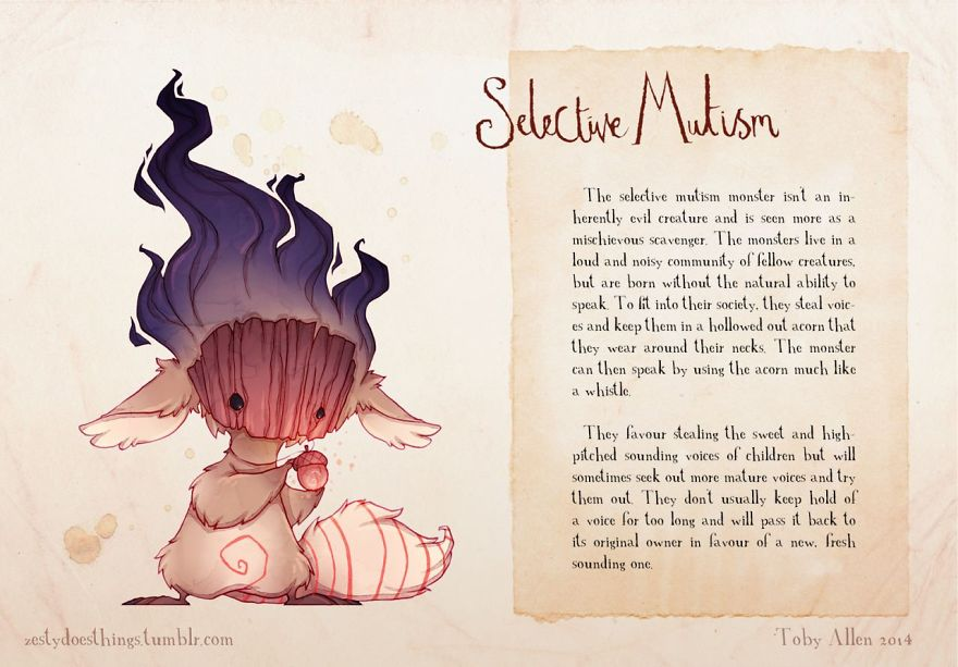 mutism