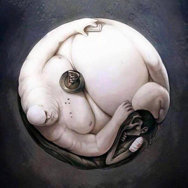 arrwsto ying yang