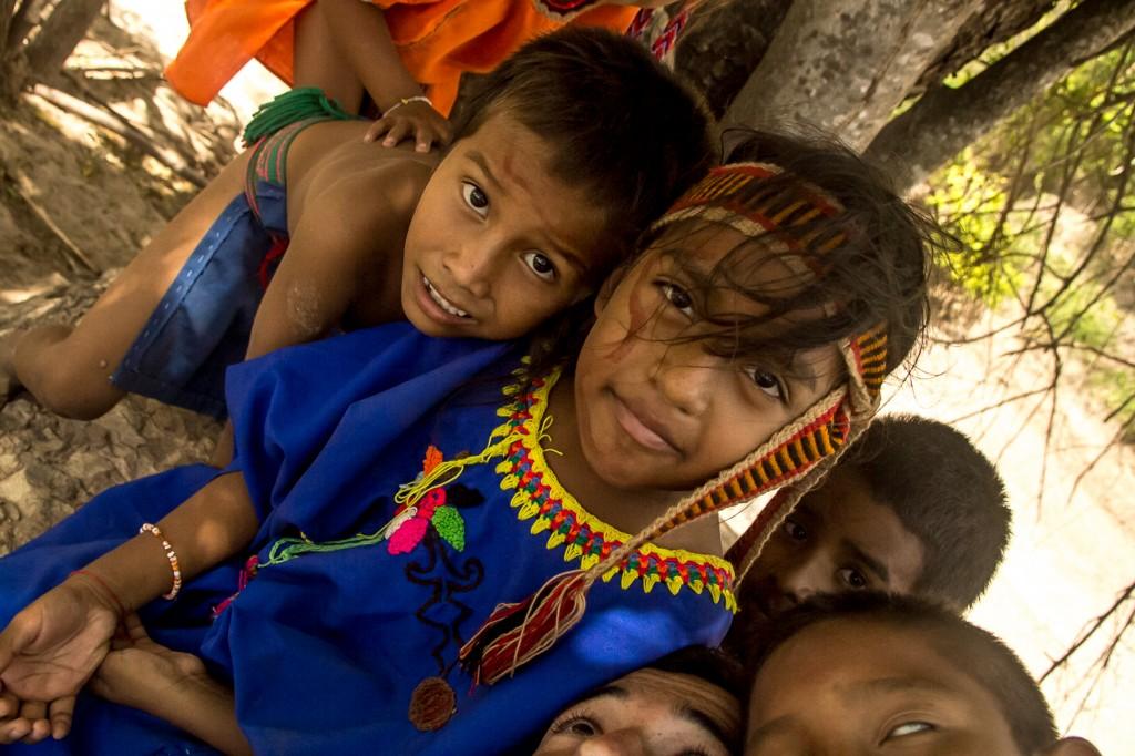 Iθαγενείς της Καραιβικής Ακτής της Κολομβίας