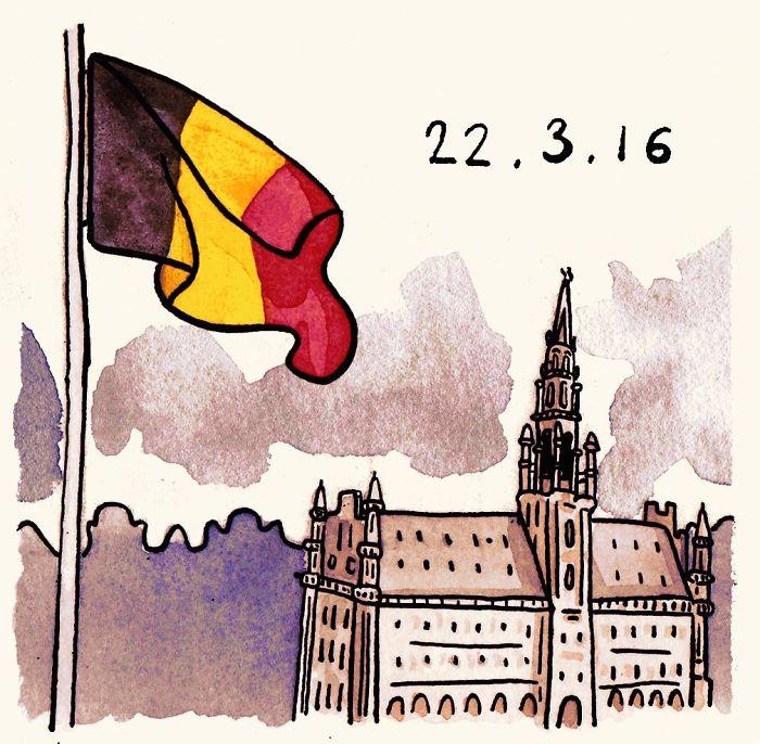 belgium-bombing-pray-for-brussels-illustrations-10__700
