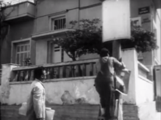 Το σπίτι στη συμβολή των οδών Δημητρίου Ράλλη και Βικέλα