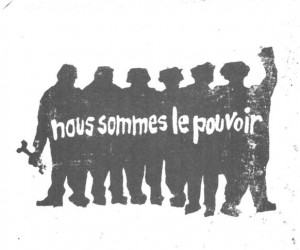 mai 68Pouvoir