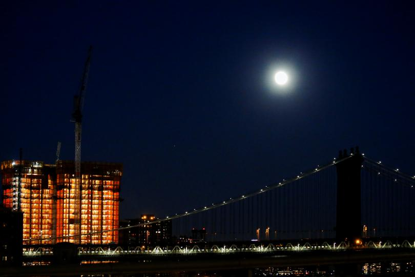 manhattan-supermoon